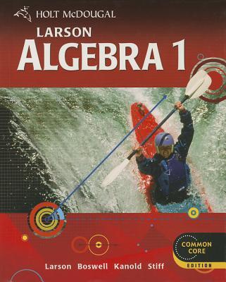 Algebra 1 By Holt Mcdougal (COR)