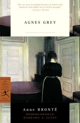 Agnes Grey By Bronte, Anne/ Suess, Barbara Ann (INT)/ Suess, Barbara Ann